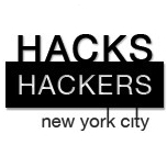 The 1-Hour Map: Hacks/Hackers NYC Inspires Me