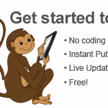 Infinite Monkeys: Mobile Development for Humans with Chimp-Level Programming Skills