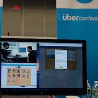 Tales from Startup Alley: Uberconference Disrupts Voice Conferencing