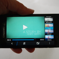 One More Look at the BlackBerry Z10