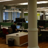 Clean Tech Incubator Grows in Brooklyn